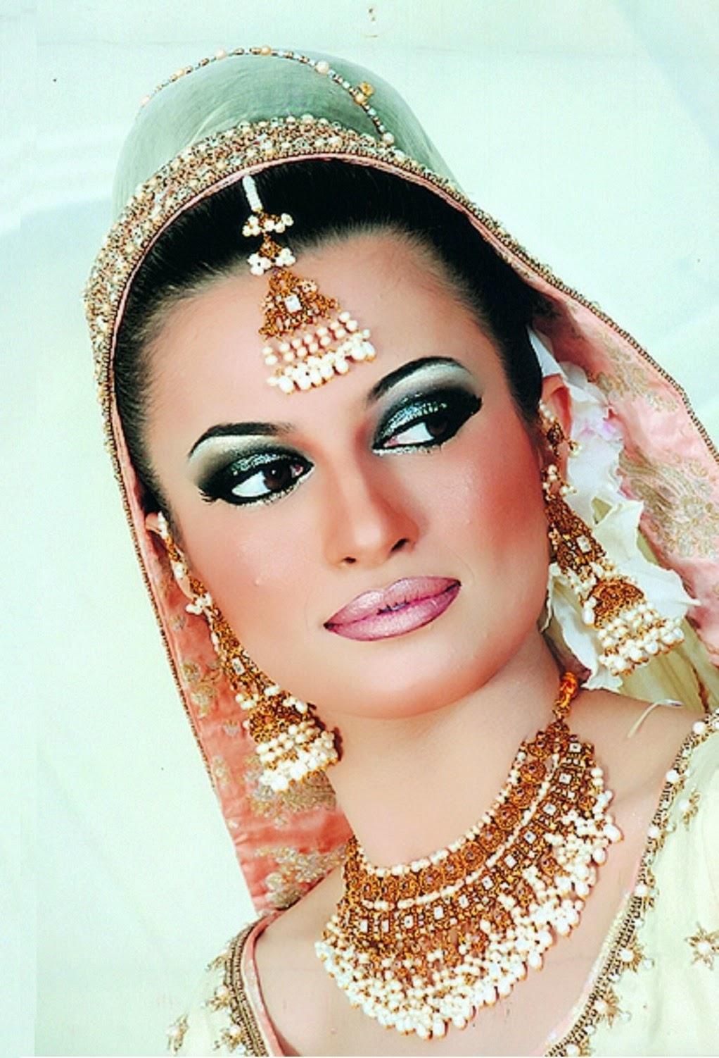 Bridal Walima Make up Wallpapers Free Download