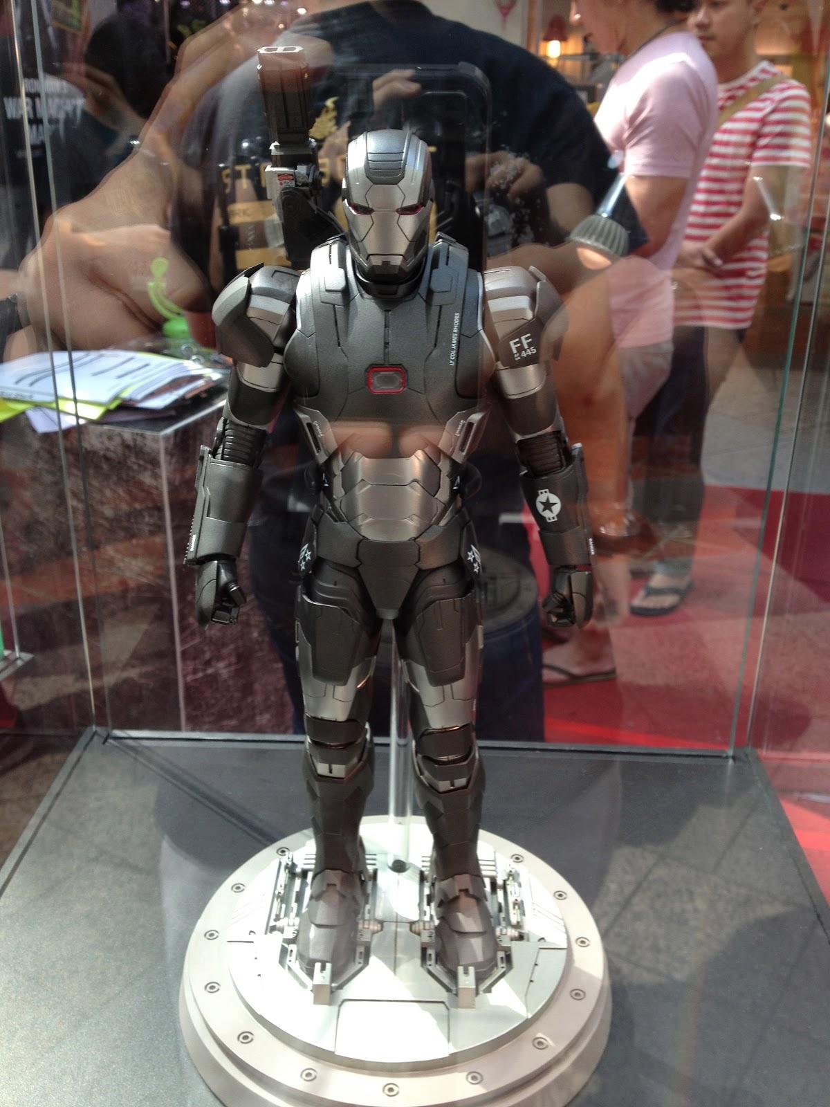 Iron man war machine 2 0