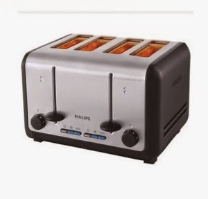 Buy Philips HD2647 Pop Up Toaster Rs. 2862 : Buy To Earn