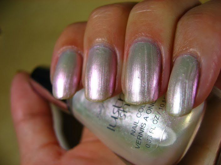 Right on the Nail: Sally Hansen Lustre Shine Collection Swatch ...