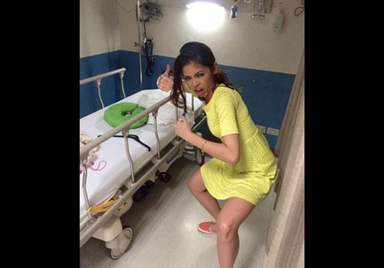 Yaya Dub answers why she faints on Kalye Serye of Eat Bulaga