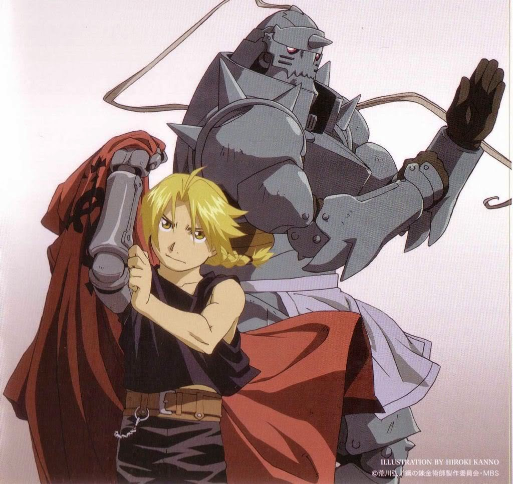 J and J Productions: Fullmetal Alchemist: Brotherhood ...