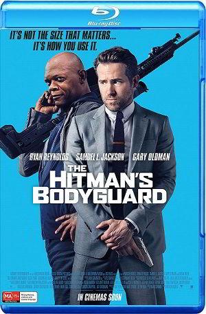 The Hitman's Bodyguard 2017 BRRip BluRay 720p 1080p