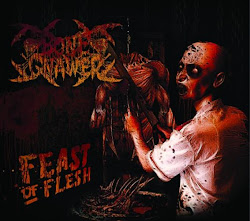 BONE GNAWER - FEAST OF FLESH CD digipack