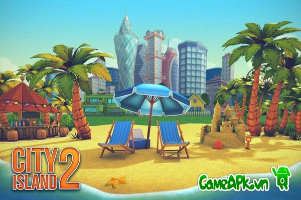 City Island 2 – Building Story v2.0.20 hack full tiền cho Android