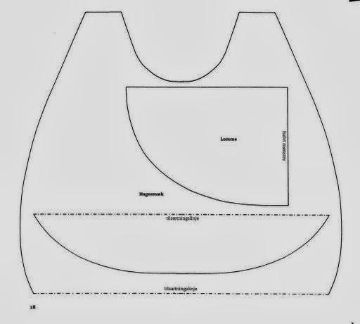 Patrones de bolsos de tela para imprimir gratis - Imagui