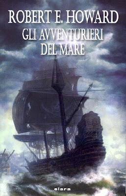 Gli avventurieri del mare, 2012, copertina