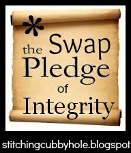 Swap Pledge of Integrity