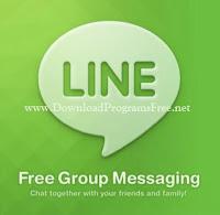 برنامج لاين للايفون LINE iPhone