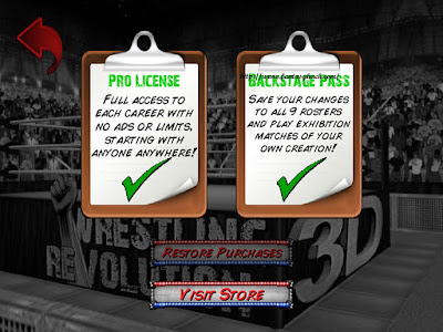 Download Free Game Wrestling Revolution 3D Hack (All Versions) Unlock Pro License Backstage Pass 100% Working and Tested for IOS and Android