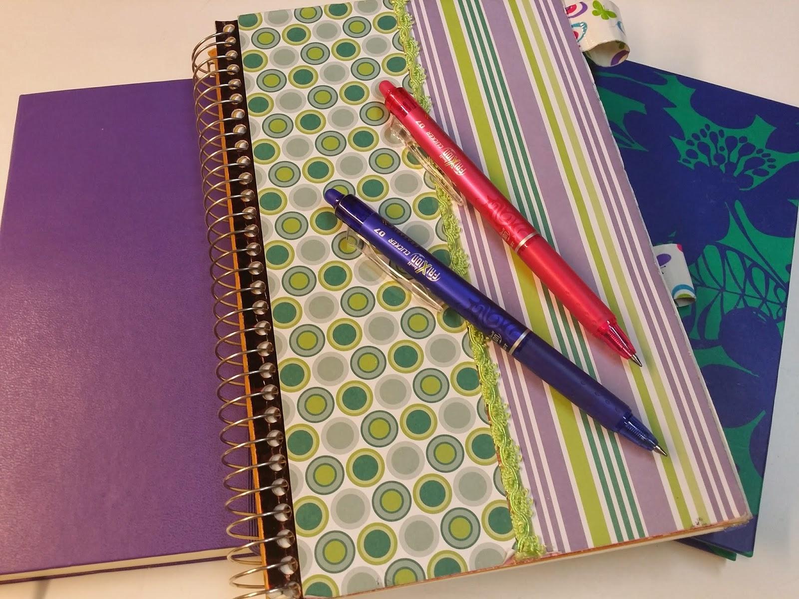 My new bullet journal planner