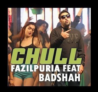 CHULL LYRICS - BADSHAH & Fazilpuria | Haryanvi Hit Song