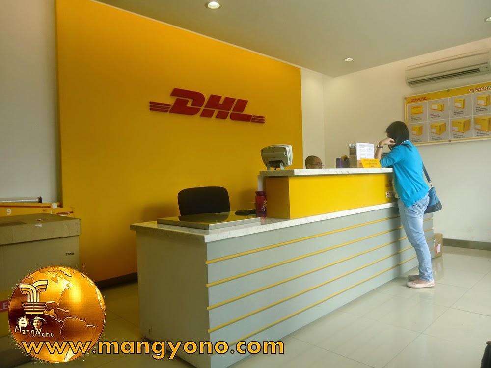 Jasa Pengiriman DHL Express ke Luar Negeri