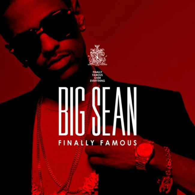 finally famous big sean album cover. images Big Sean Finally Famous