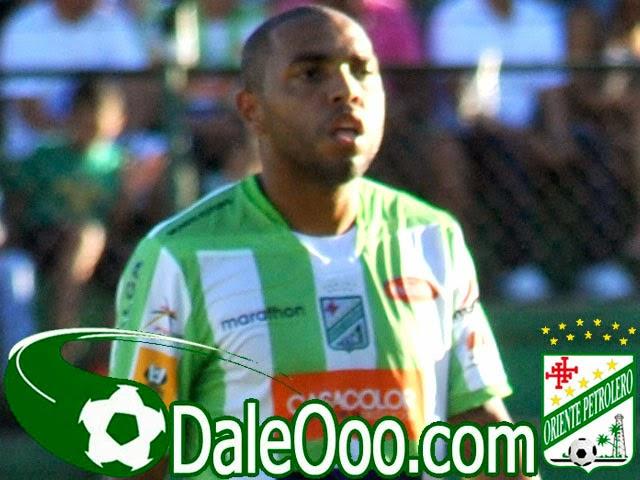 Oriente Petrolero - Thiago Dos Santos - Oriente Petrolero vs Wilstermann - DaleOoo.com página del Club Oriente Petrolero