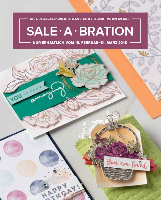 Sale-a-Bration, Teil 2