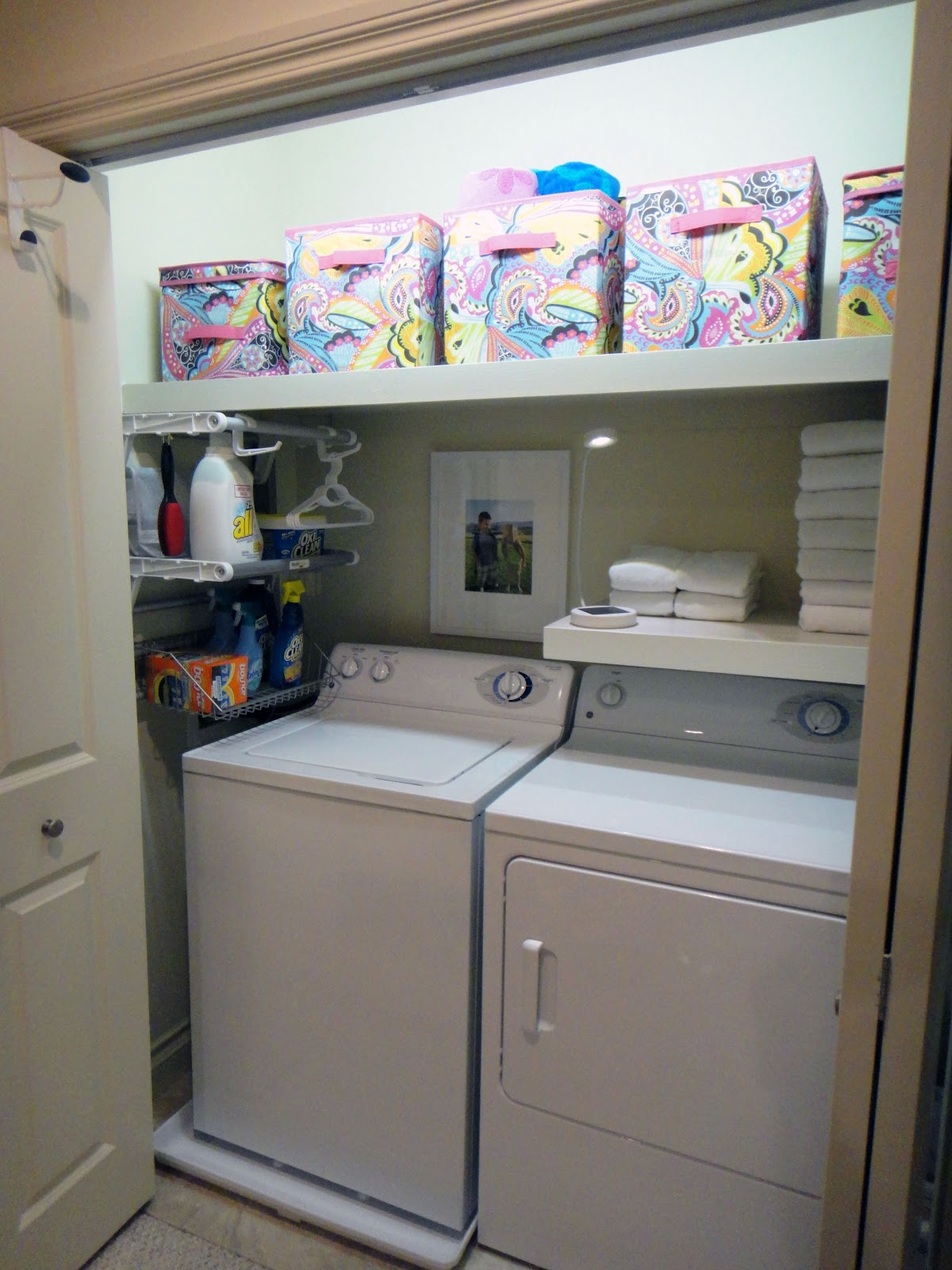Worth Pinning Laundry Amp Linen Closet Project