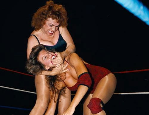 The Fabulous Moolah-women pro wrestling