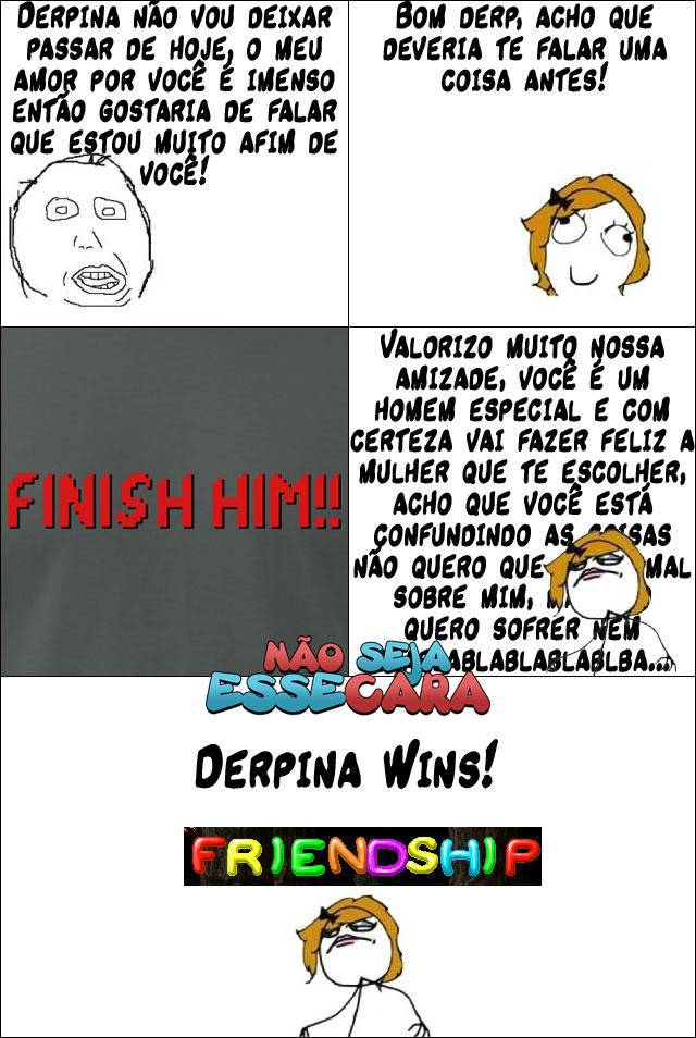 meme friendzone derpina
