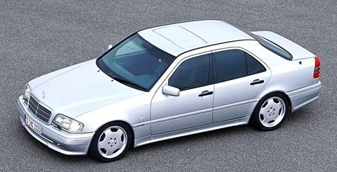 Mercedes-Benz C36 AMG, primer automóvil desarrollado conjuntamente por Mercedes-Benz y AMG
