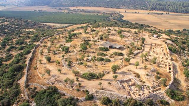 Ahli-ahli arkeologi dakwa mereka temui Istana Nabi Daud