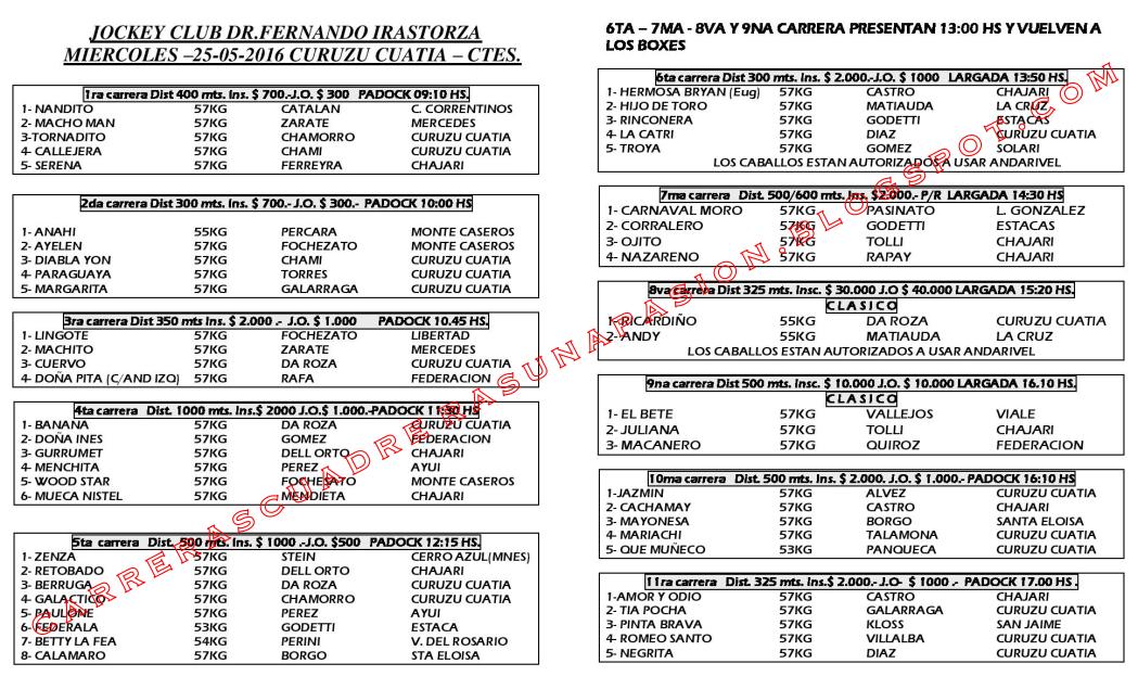 C. CUATIA - PROGRAMA