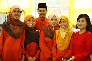 Cikgu SMK Luar Bandar No.1 Sibu