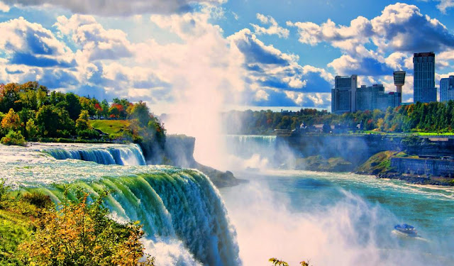 صورة شلالات نياجرا Niagara Falls