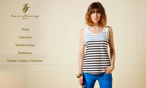 Oferta de moda mujer de Ines de la Fressange