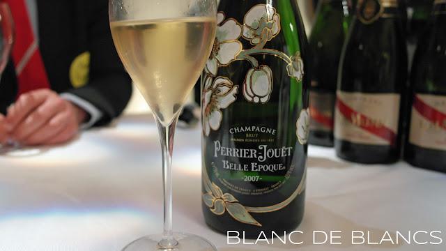 Perrier-Jouët Belle Epoque 2007 - www.blancdeblancs.fi