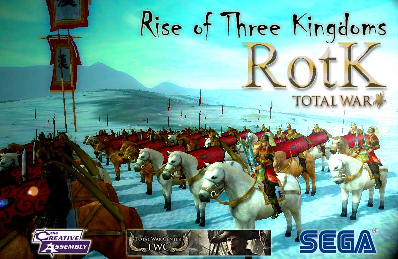Rise of Three Kingdoms : Total War