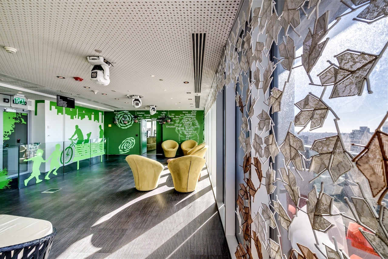 google office tel aviv 31. Google Office In Tel Aviv By Camenzind Evolution - Inspiring Modern Home 31