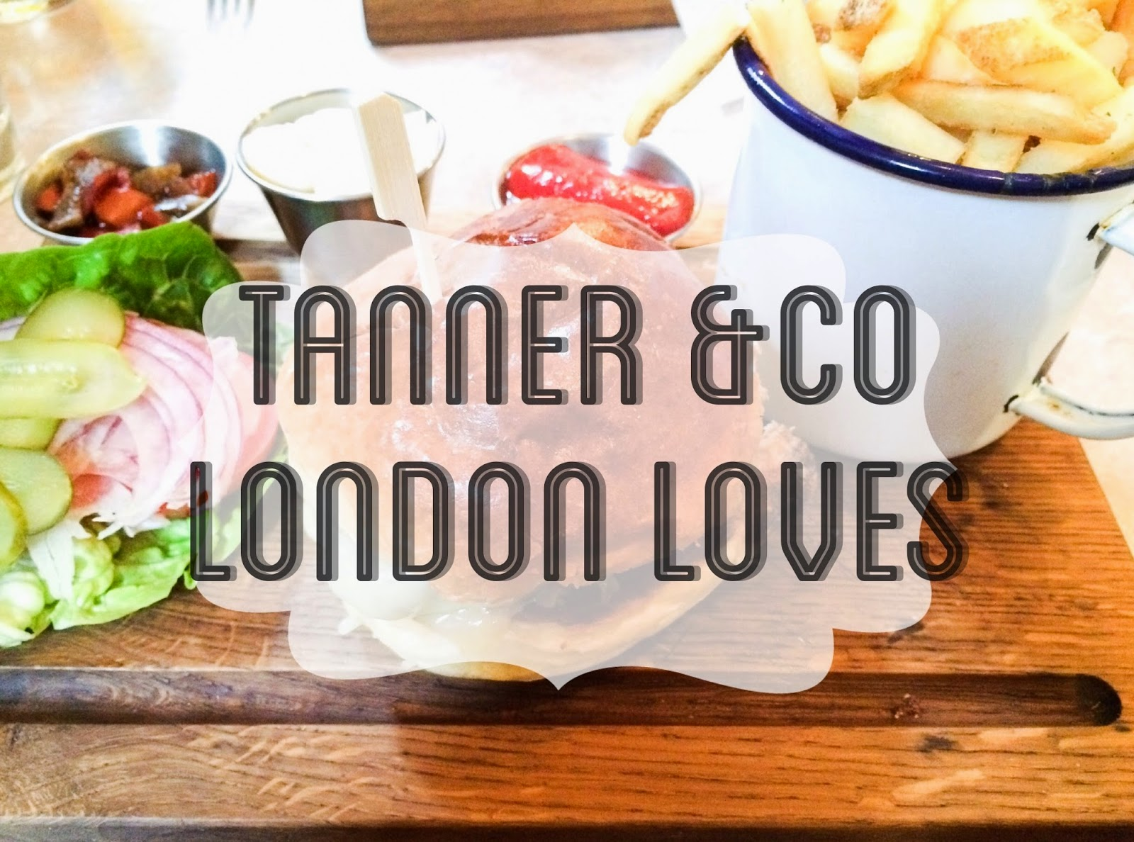 Tanner & Co, Bermondsey Street Review