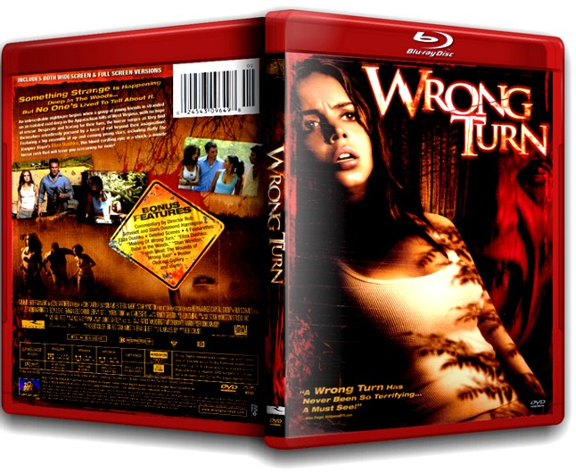 Wrong Turn 2: Dead End (2007) Full Hollywood Movie