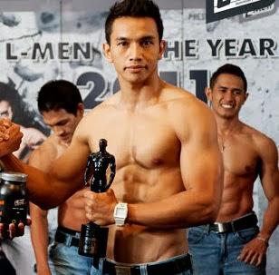 Dudun Muslihat L-Men Of The Year 2011 Dudu