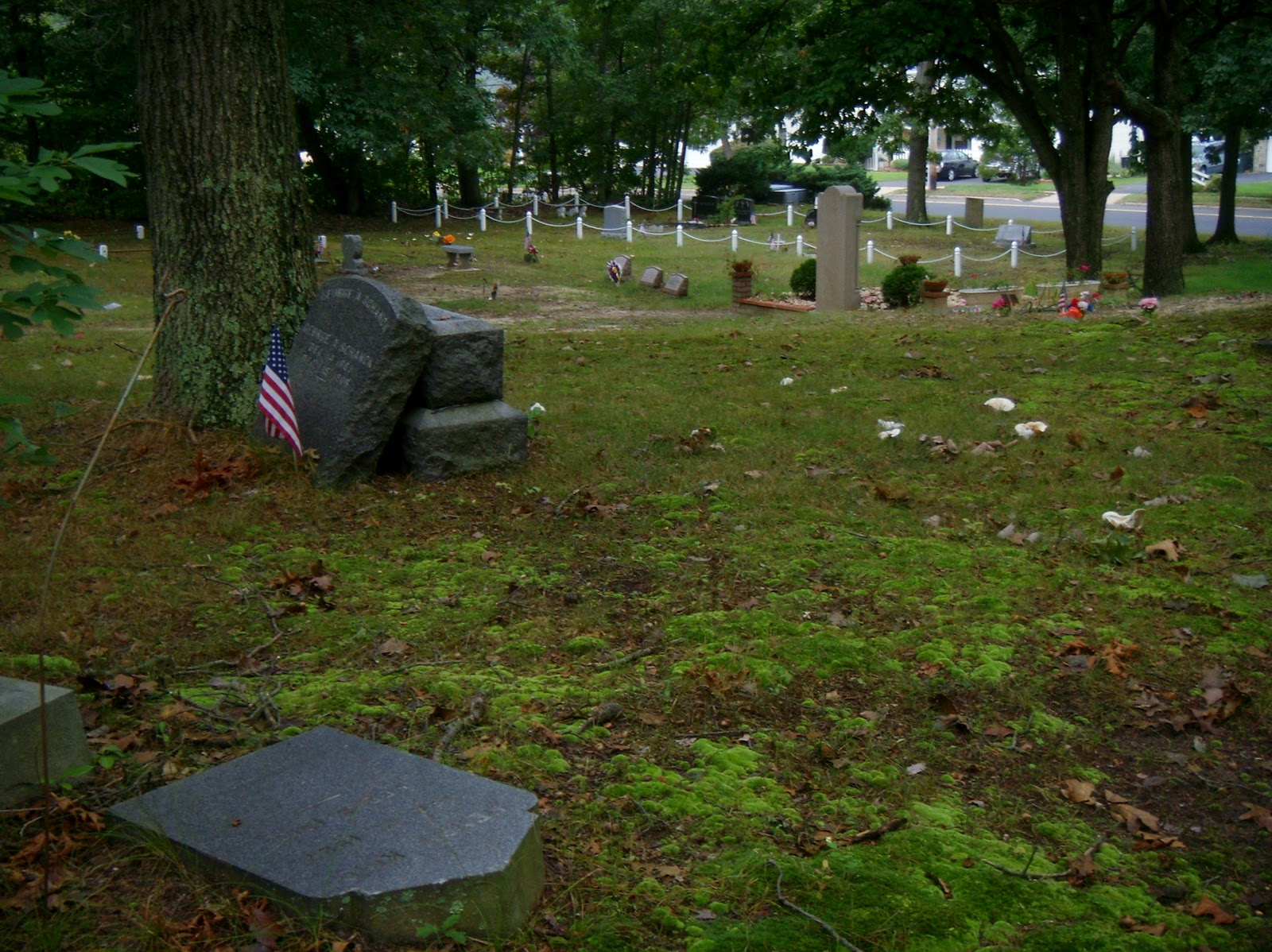 aberdeen nj life union prospect cemetery aberdeen only a few stones are toppled in this graveyard it could be a maintenance issue as opposed to vandalism