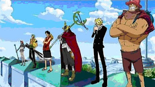 One Piece Saga Enies Lobby
