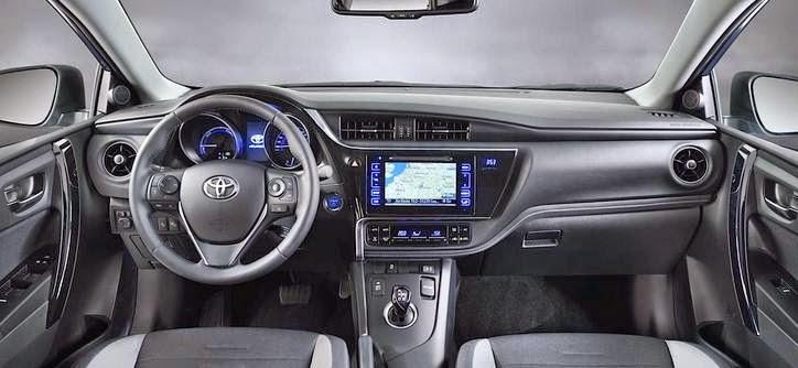 2016 Toyota Auris Geneva Motor Show