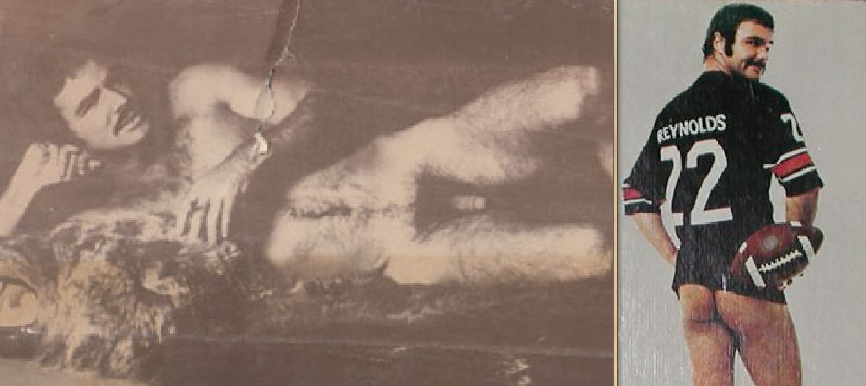 Topic, very burt reynolds naked photo