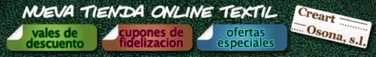Tienda Online Creart Osona