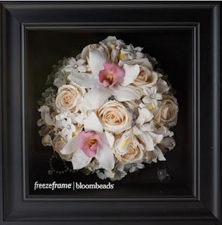 Frame Your Wedding Flowers June 2013