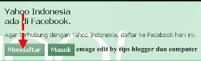 Bagaimana cara membuat akun Facebook di Yahoo Indonesia