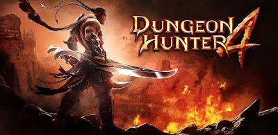 APK FILES™ Dungeon Hunter 4 APK (Unlimited Gold & Gems & Skills) ~ Full Cracked