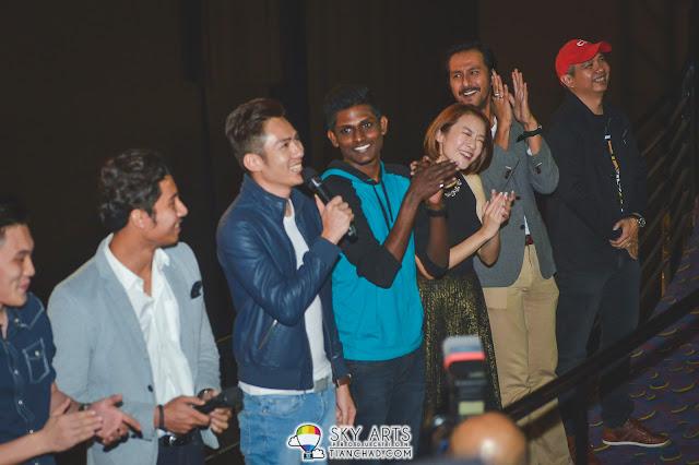 OlaBola Special Media Screening Premiere @ GSC MAXX Berjaya Time Square
