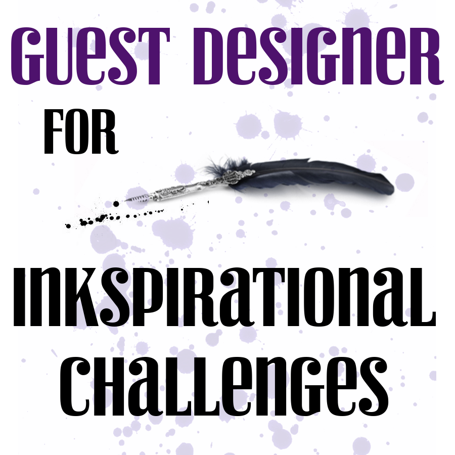 Inkspirational Guest Designer
