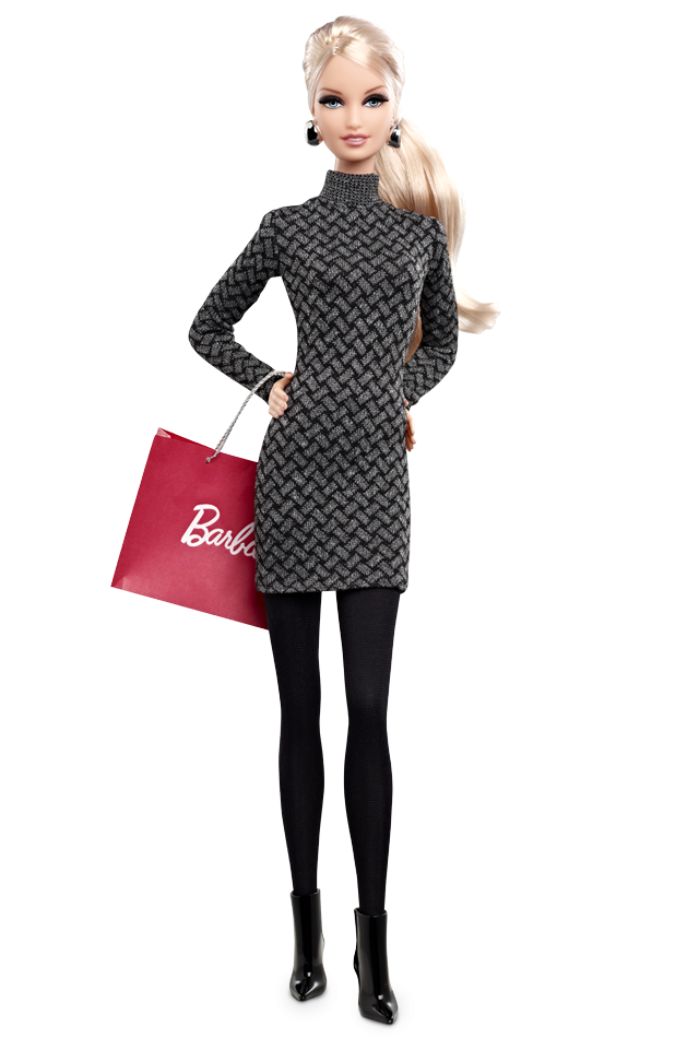 collecting fashion dolls by terri gold the barbie look collection. Black Bedroom Furniture Sets. Home Design Ideas