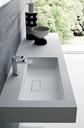 Luxe bath ba os decoraci n y estilo - Encimeras de resina ...