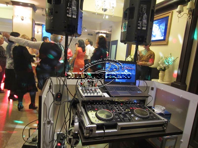 Botez cu DJ Cristian Niculici la Restaurant Britannia Rahova