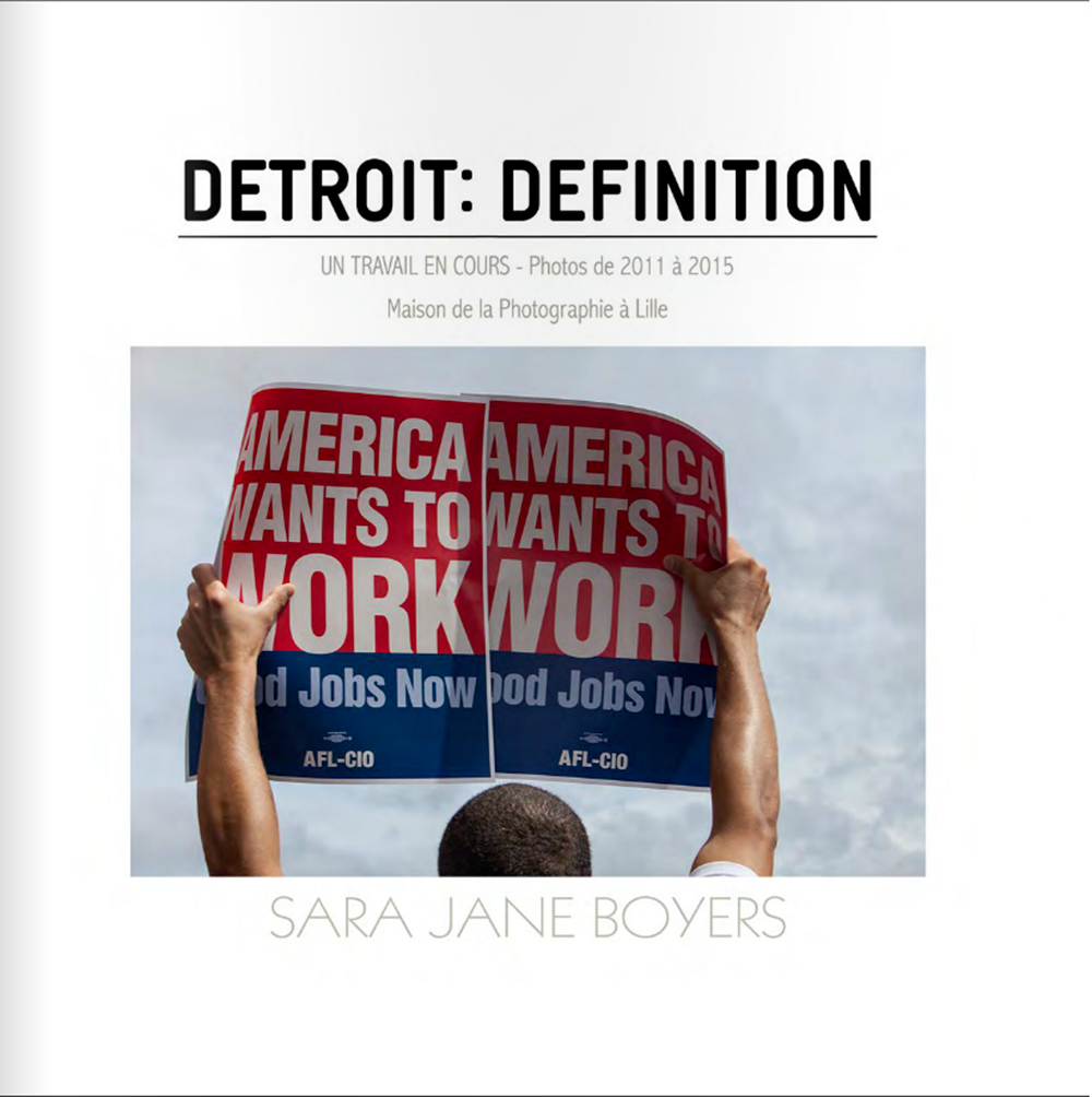 DETROIT: DEFINITION A Work In Progress/THE MAGAZINES