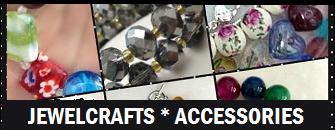 For more information, visit Jewelcrafts' Facebook Page